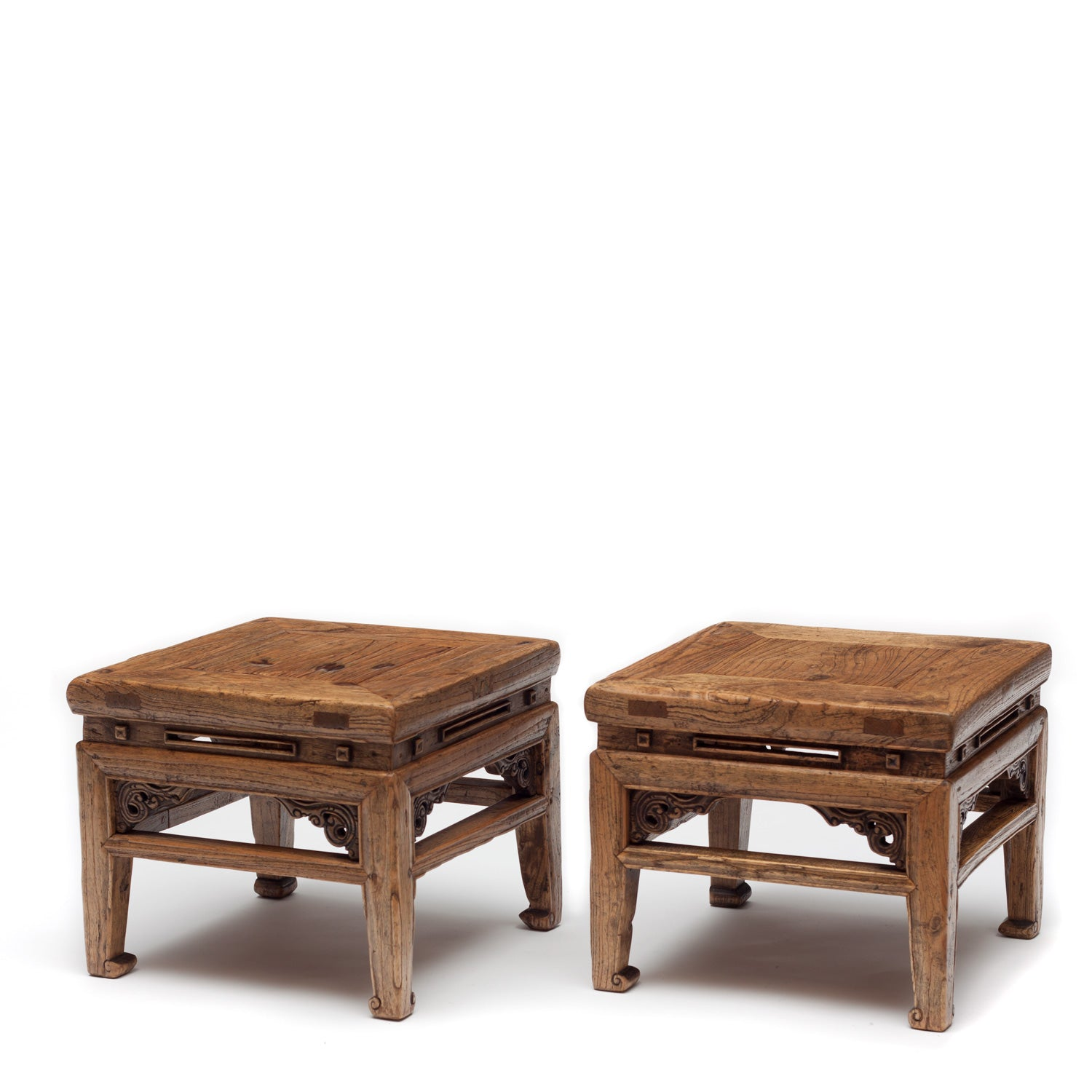 small chinese stools
