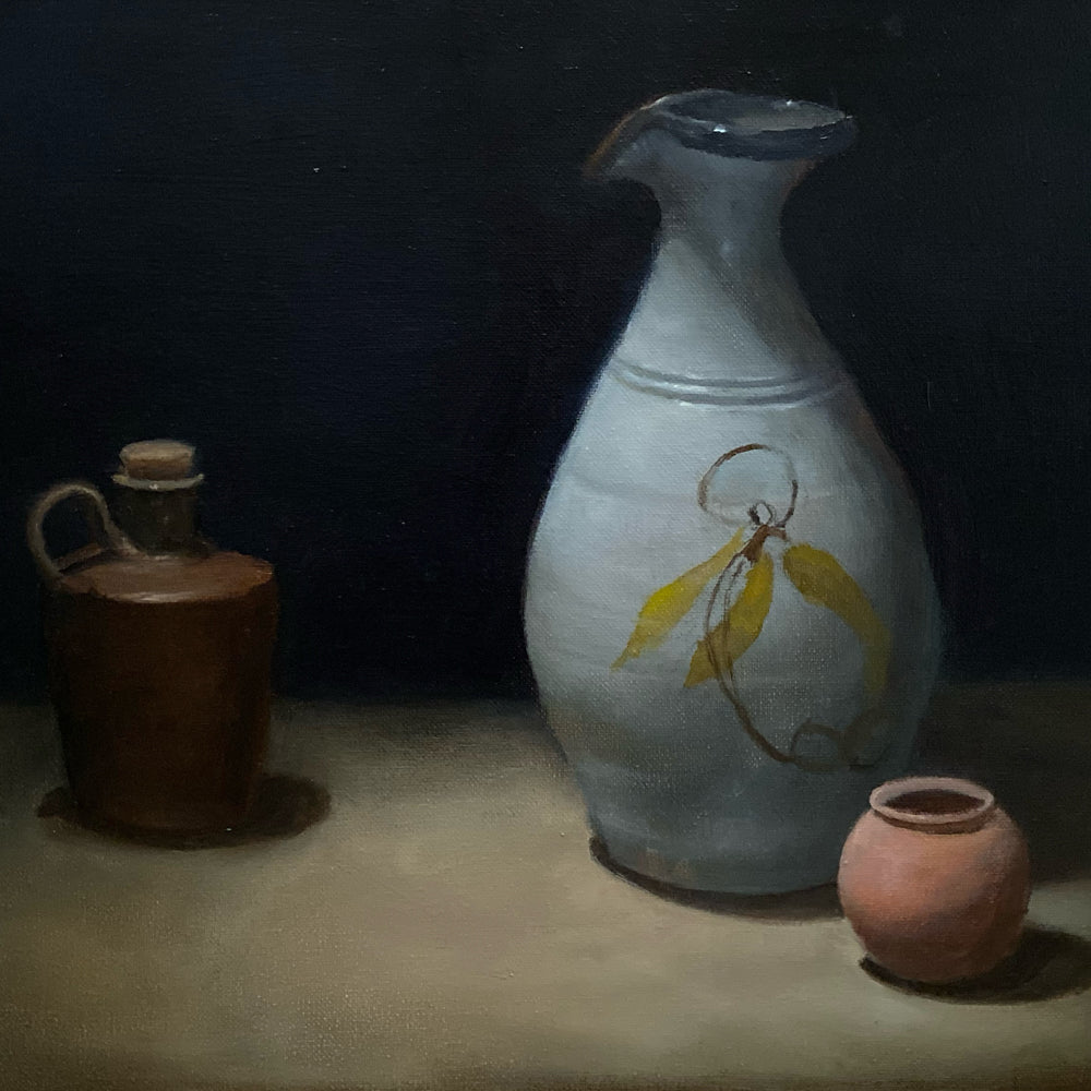 Water jug by Robert Riggs