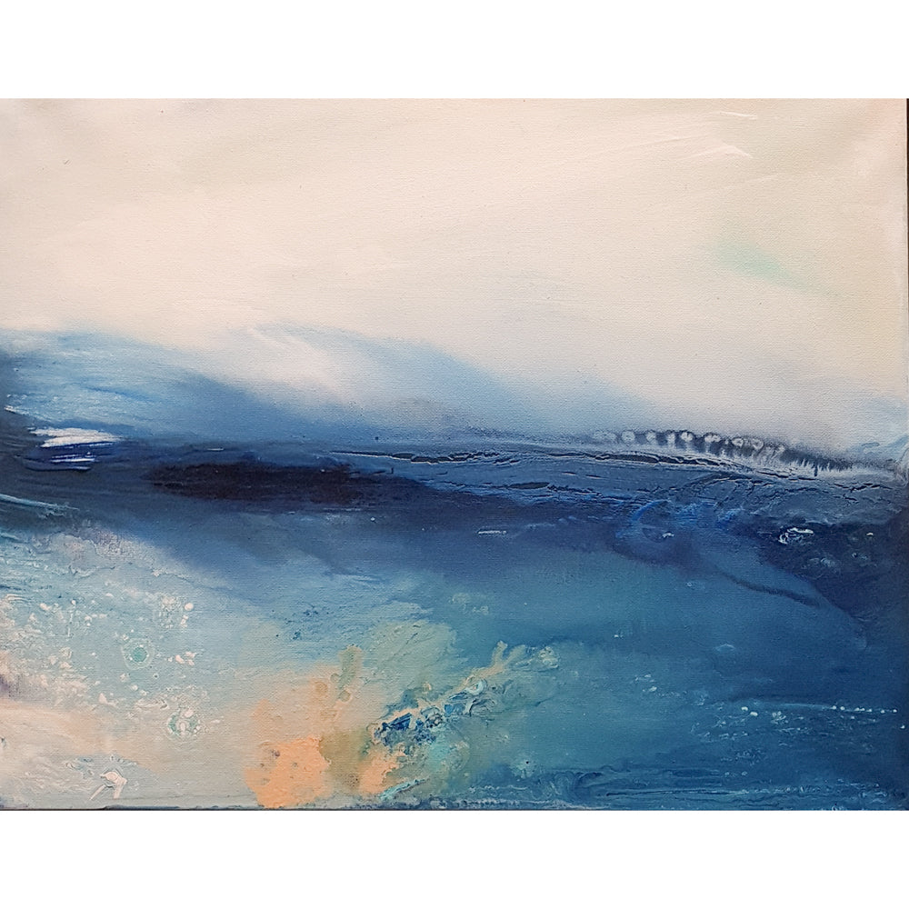 Seascape No. 2 by Kathleen Rhee