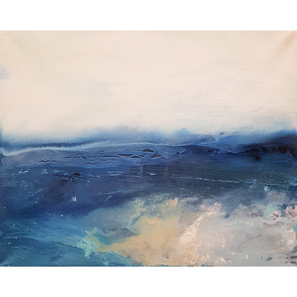 Seascape No. 1 by Kathleen Rhee