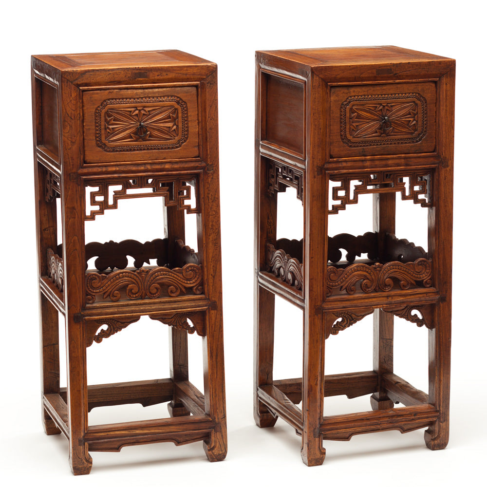 antique tea stands
