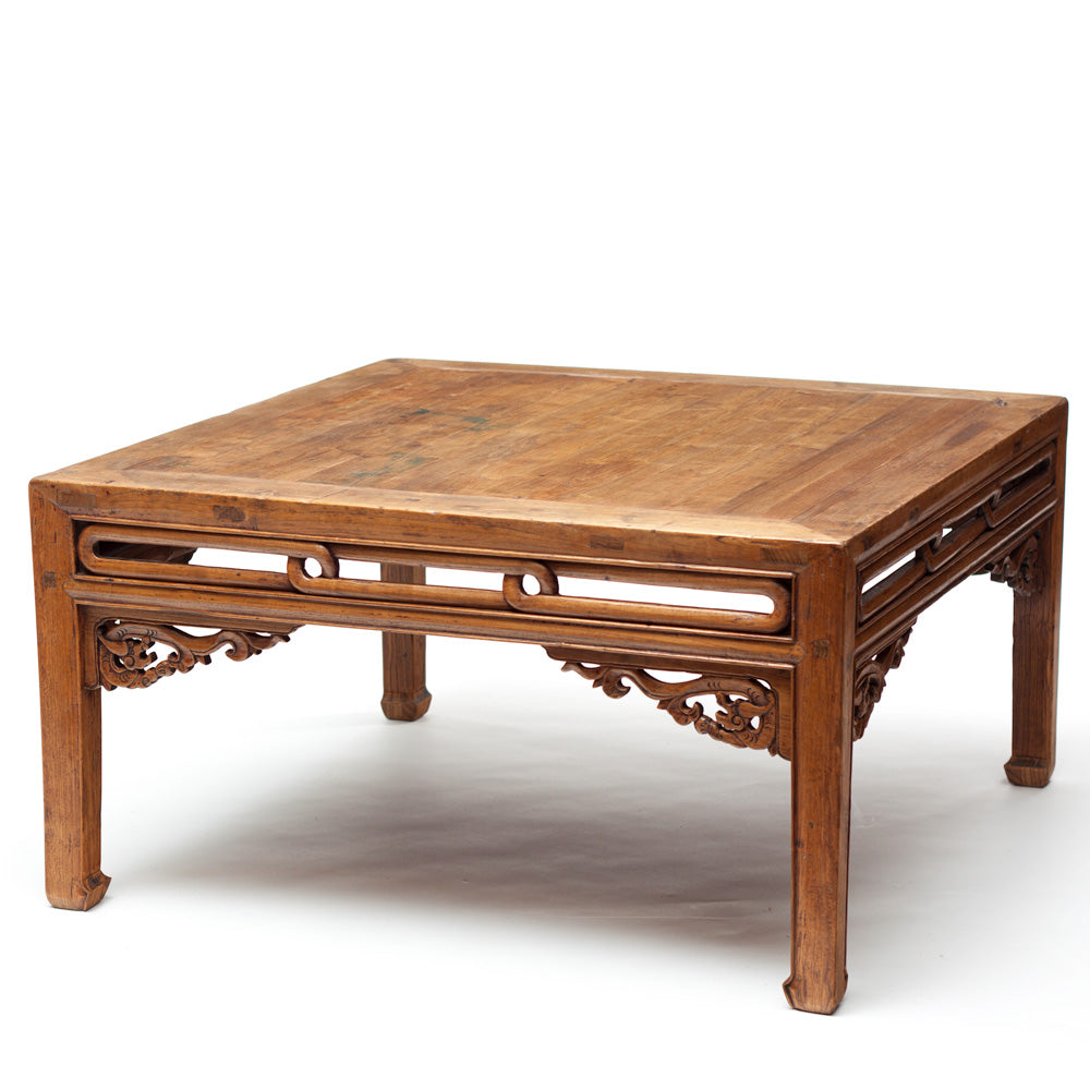 antique Chinese square table