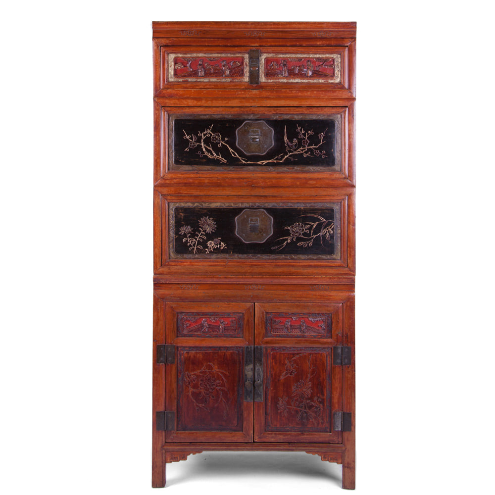 antique chinese chests
