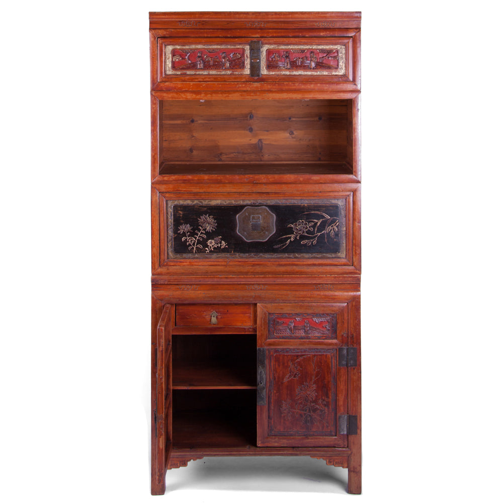 antique chests and cabinet