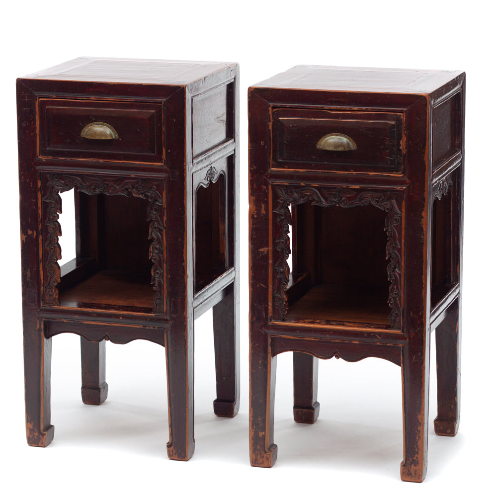 antique chinese stands