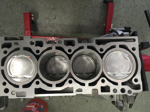 Evolution Dynamics 2.0L 4B11 Short Blocks
