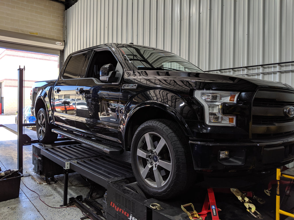 F150 Ecoboost Stage 2