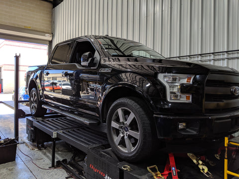 F150 Ecoboost Stage 1