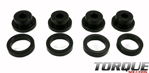 Torque Solution Drive Shaft Carrier Bearing Support Bushings