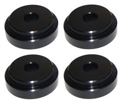Torque Solution Billet Rear Differential Mount Inserts (evo 8/9)