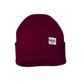 Tuque Montreal City (Burgundy/Blanc)