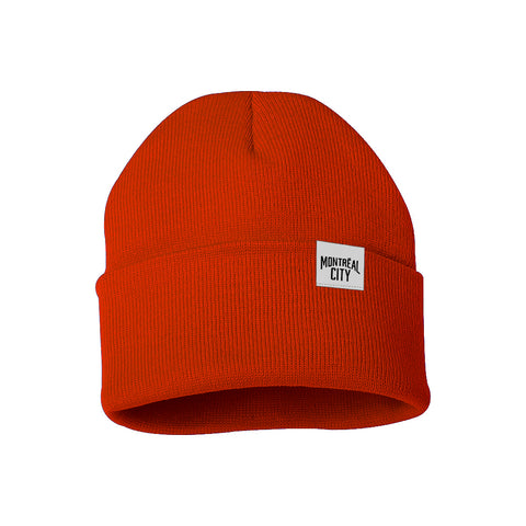 Tuque Montreal City (Rouge/Blanc)