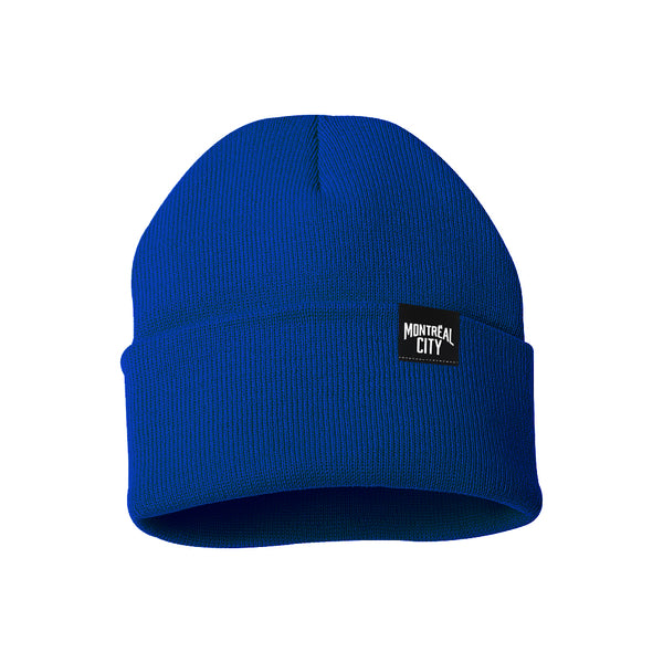 Tuque Montreal City (Royal/Noir)