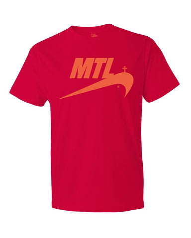 Just MTL T-Shirt Red Edition