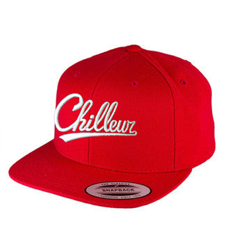 Chilleur Snapback (Rouge)