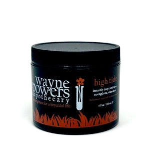 High Tide: Bohemian Moisture Masque for Damaged Hair