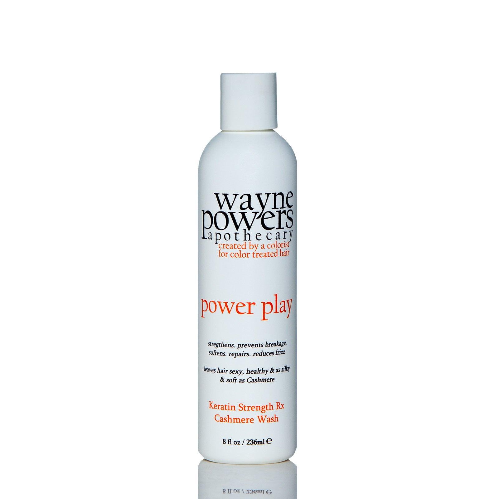Power Play Keratin Strength Rx Cashmere Wash by Wayne Powers Apothecary