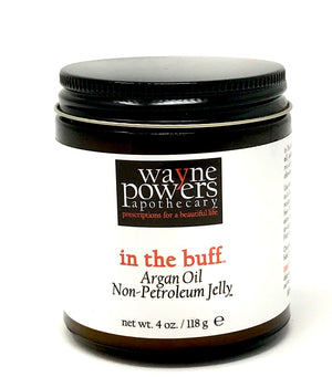 In The Buff Argan Oil All Natural Non-Petroleum Jelly