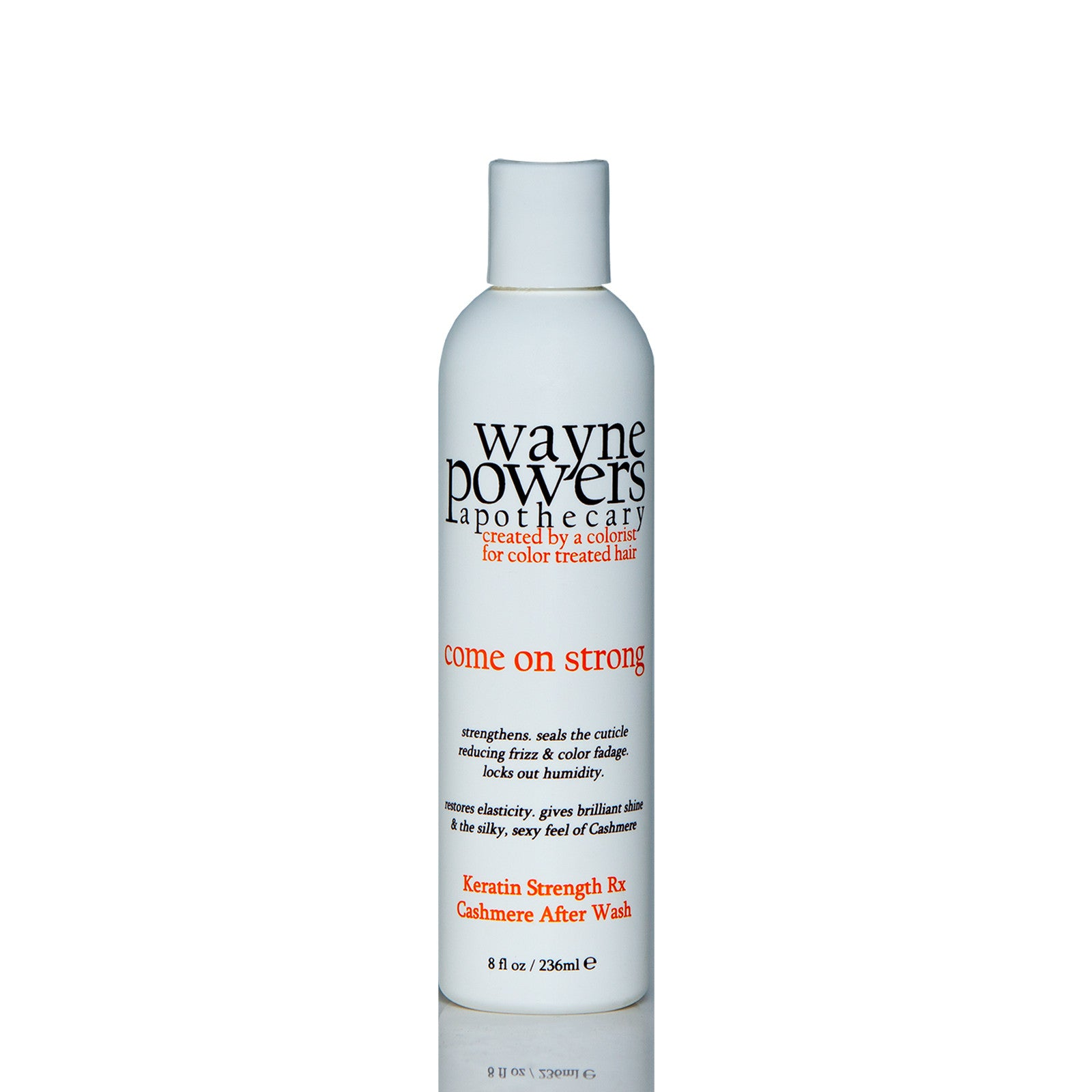 Come On Strong Keratin Strength Rx Cashmere After Wash by Wayne Powers Apothecary