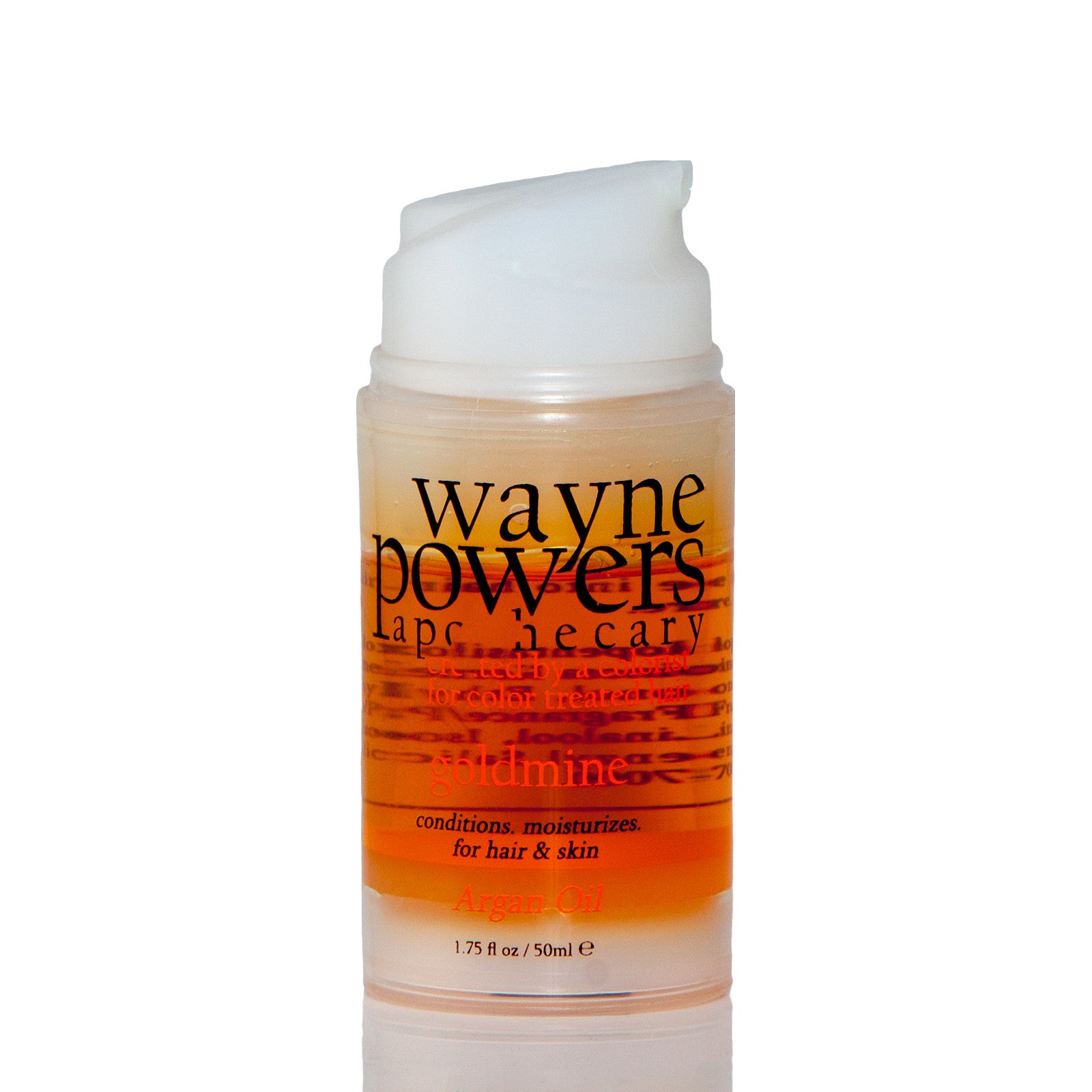 Goldmine Argan Oil Treatment by Wayne Powers Apothecary