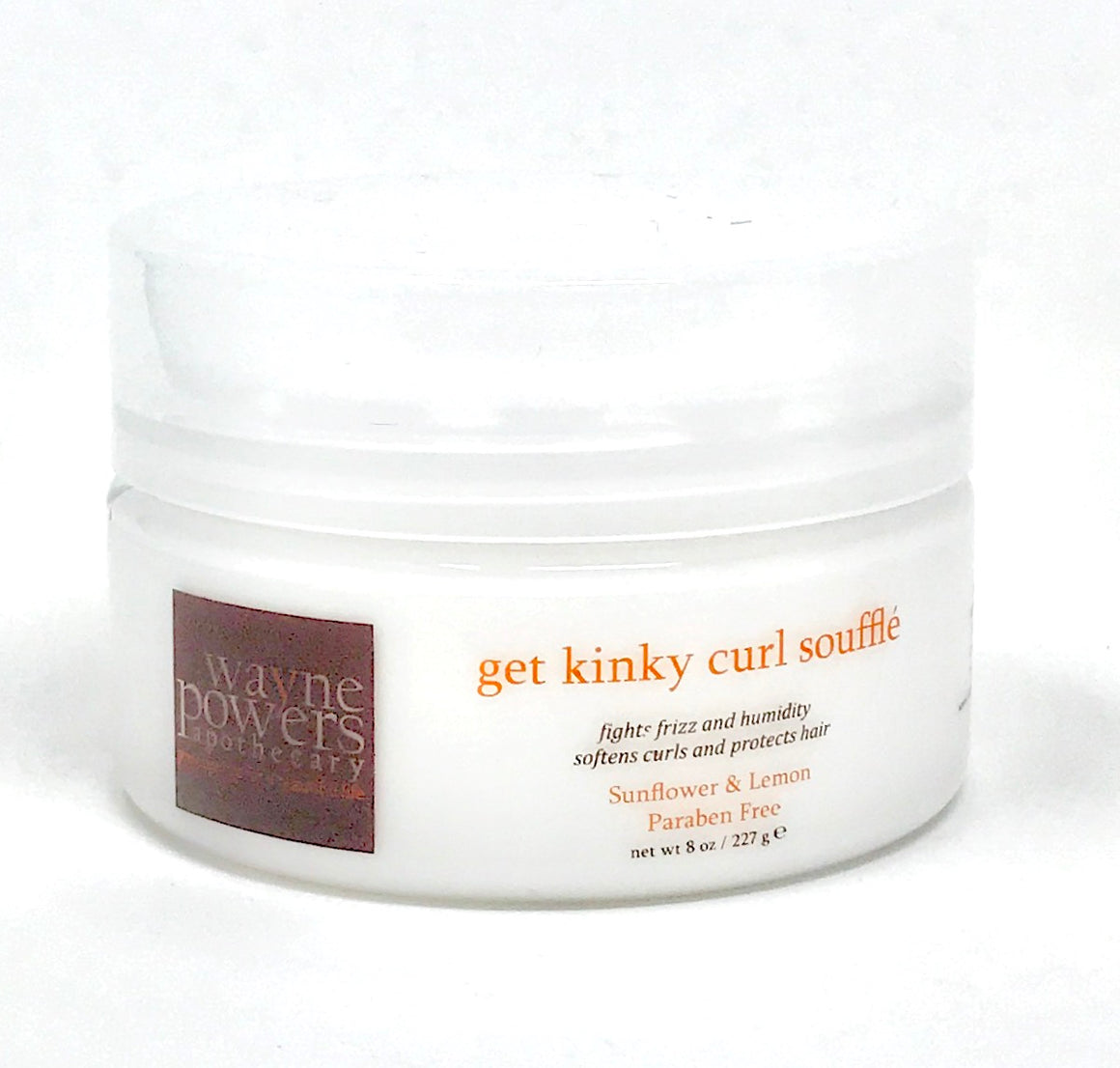 Get Kinky Curl Souffle for Curl Control