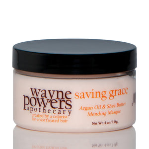 Saving Grace Argan Oil & Shea Butter Mending Masque by Wayne Powers Apothecary