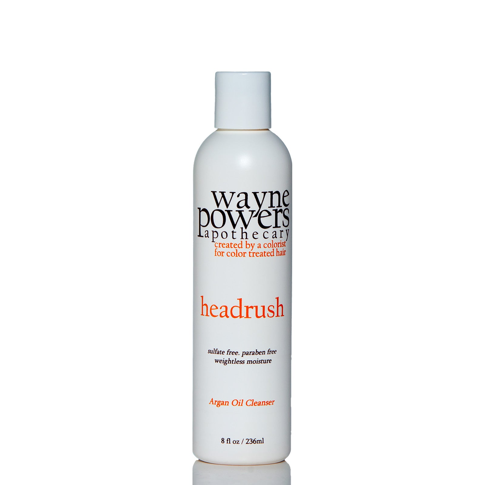 Head Rush Argan Oil Cleanser by Wayne Powers Apothecary