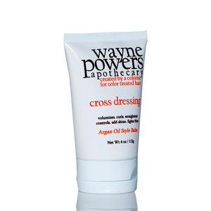 Cross Dressing Argan Oil Style Balm by Wayne Powers Apothecary