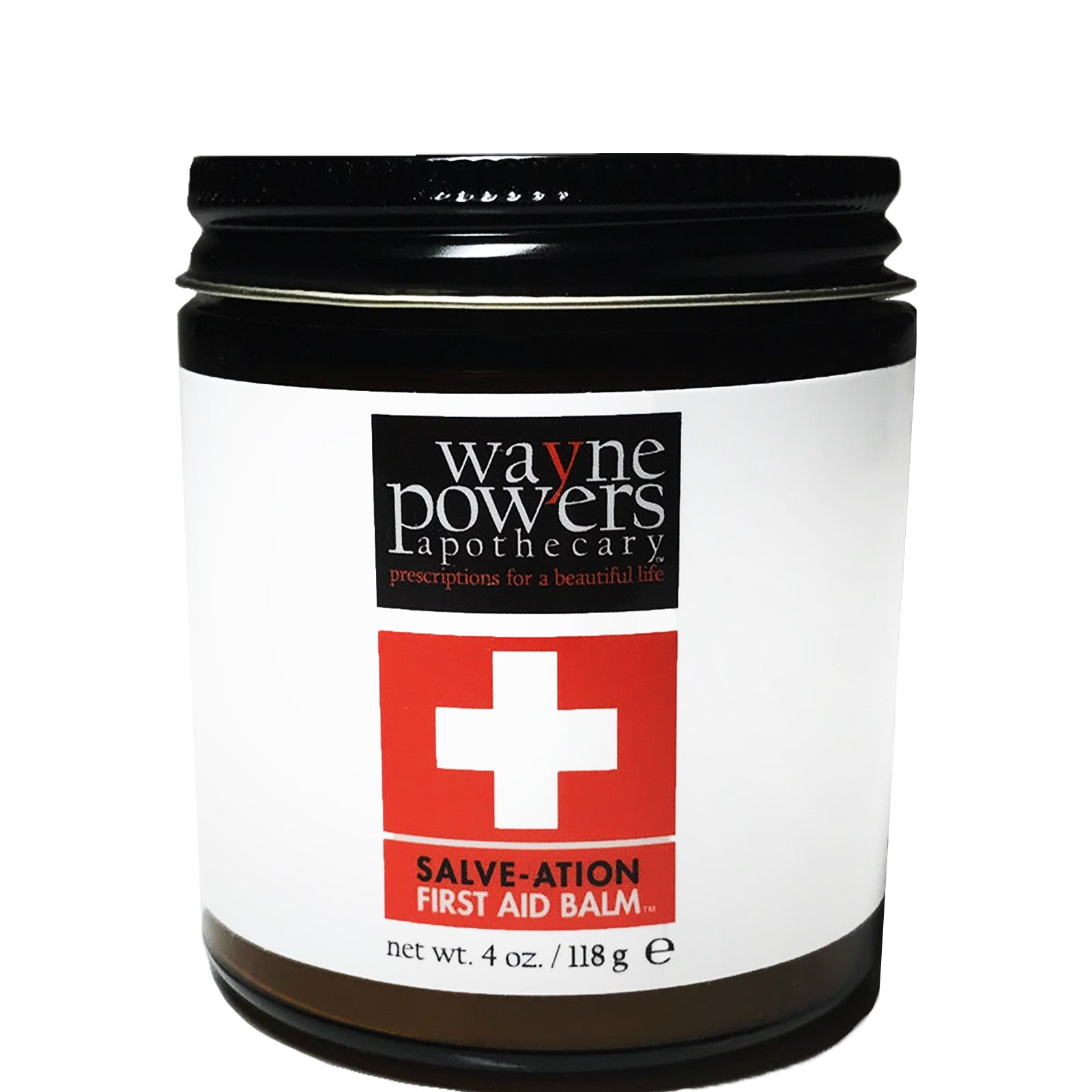 Salve-ation First Aid Balm by Wayne Powers Apothecary