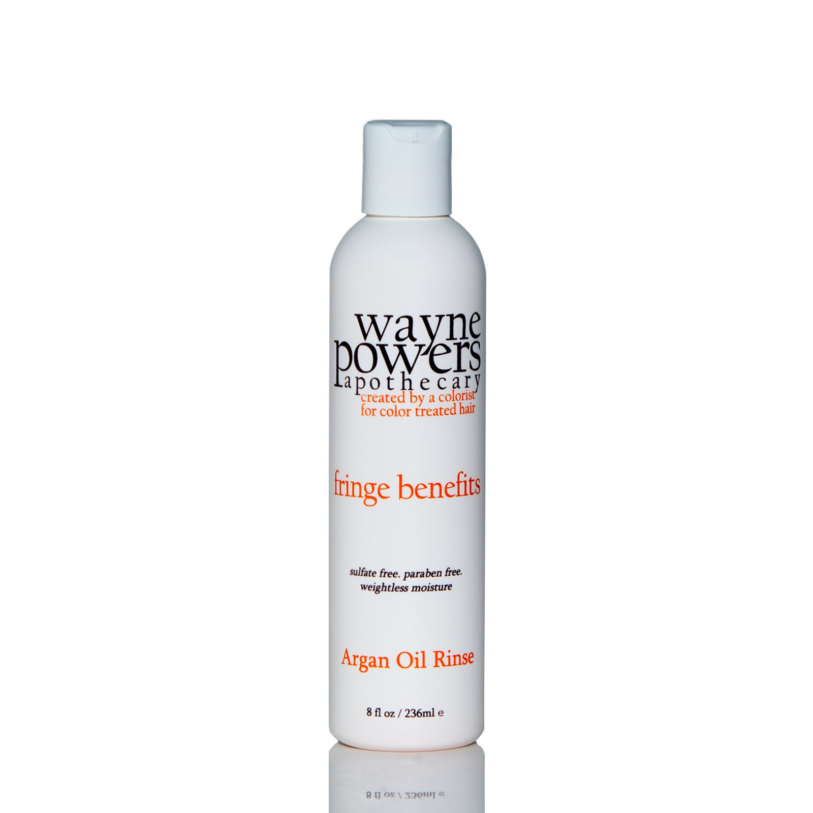 Fringe Benefits Argan Oil Rinse by Wayne Powers Apothecary