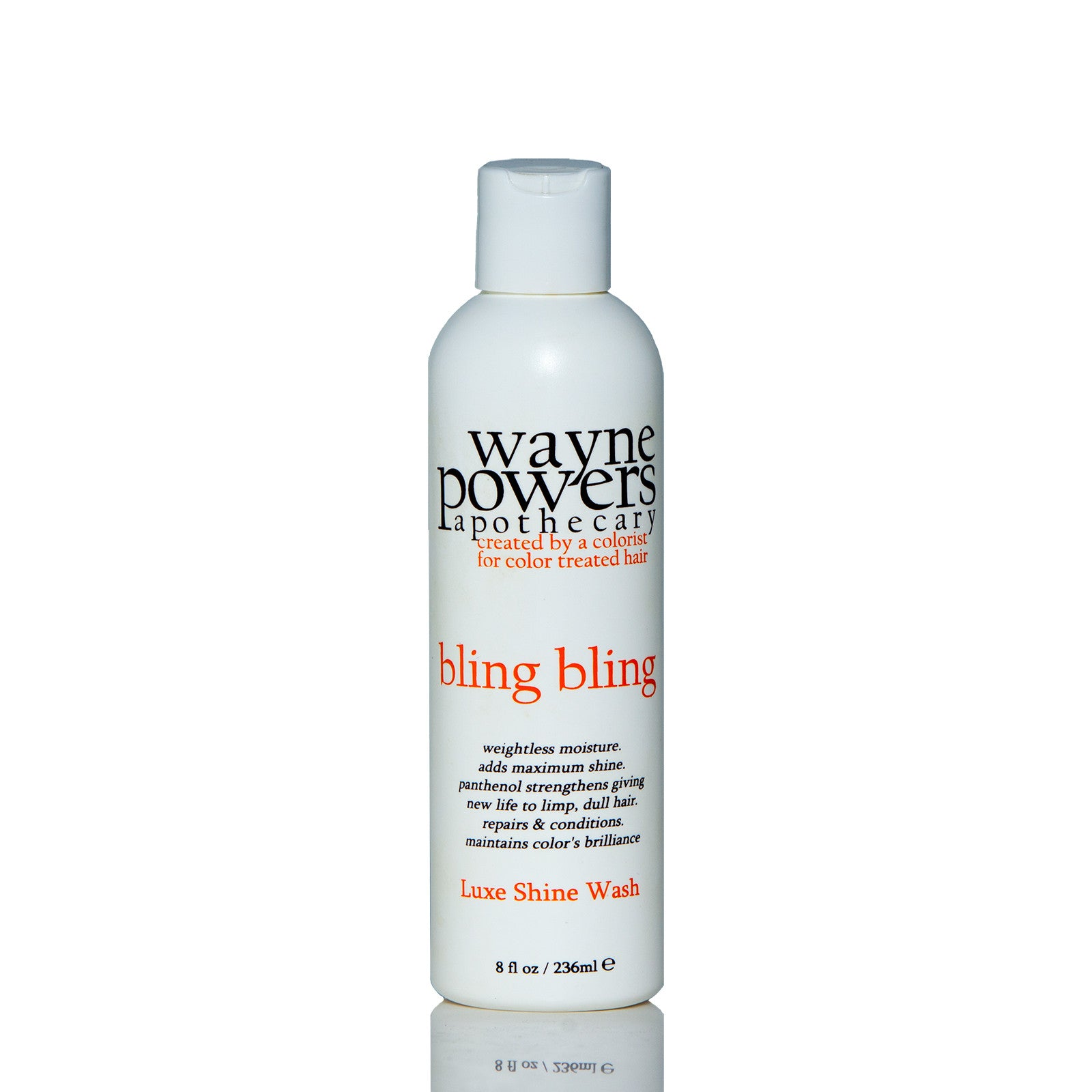 Bling Bling Luxe Shine Wash by Wayne Powers Apothecary