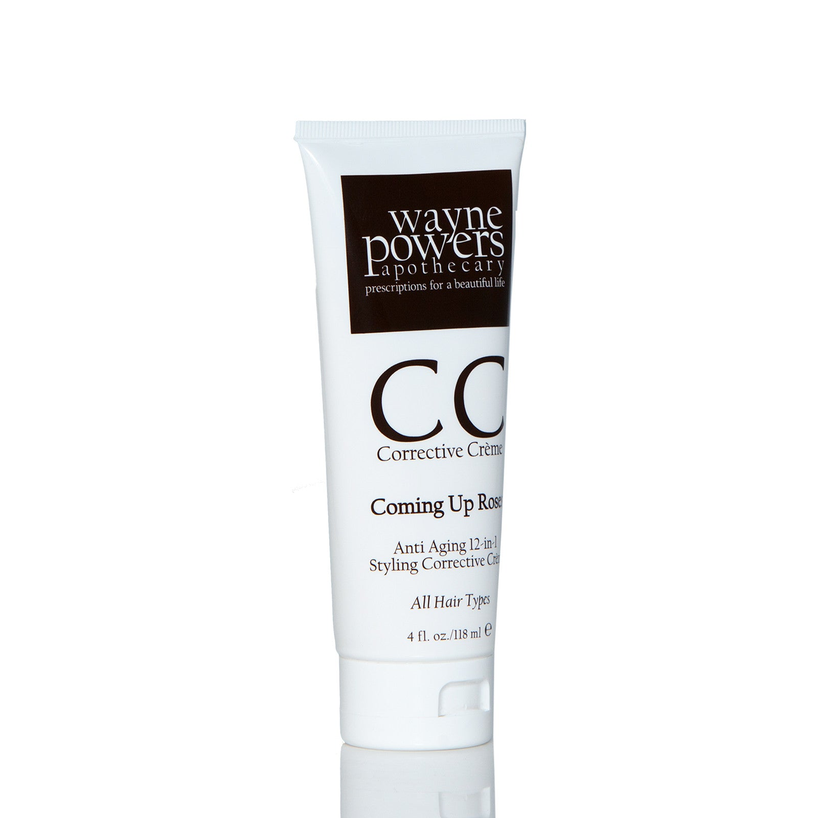 Coming Up Roses Anti-Aging 12-in-1 Styling Corrective Creme by Wayne Powers Apothecary