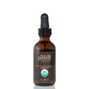 100% Organic Argan Oil Body & Hair by Wayne Powers Apothecary