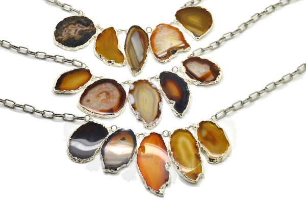 Rae Agate Necklace