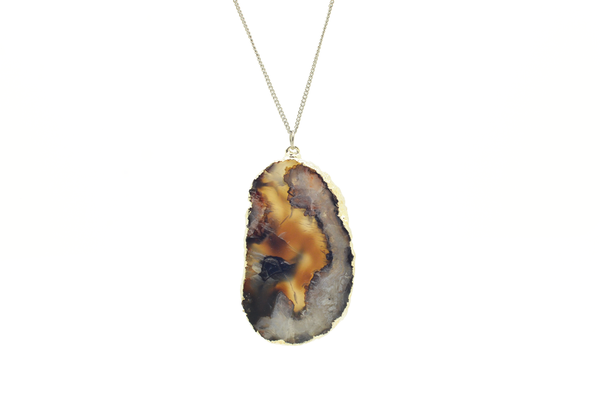 Lana Agate Necklace