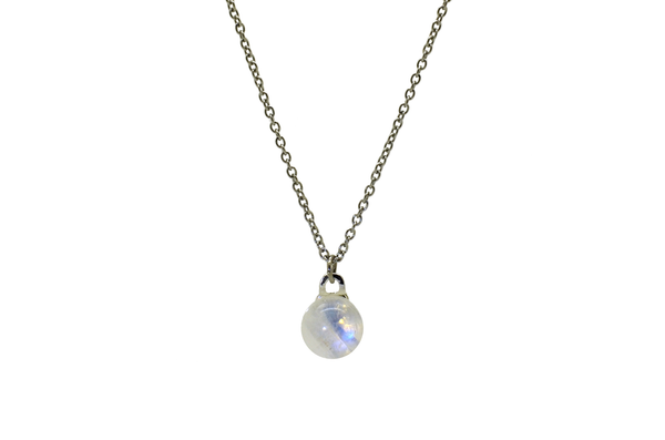 Anna Moonstone Necklace