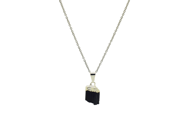 Tanya Black Tourmaline Necklace