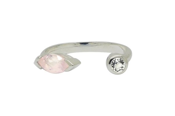 Camilla Rose Quartz Ring