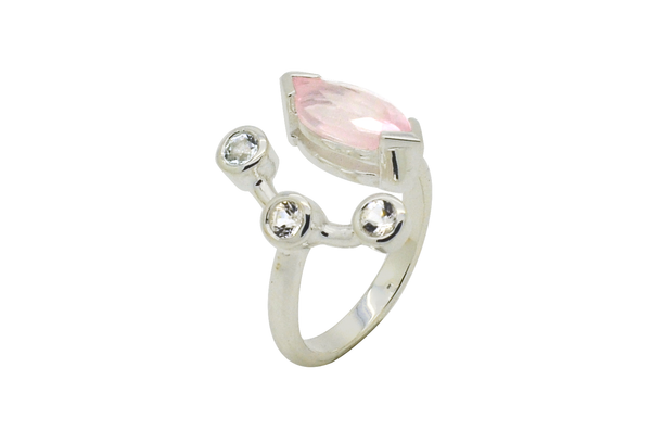 Danielle Rose Quartz Ring