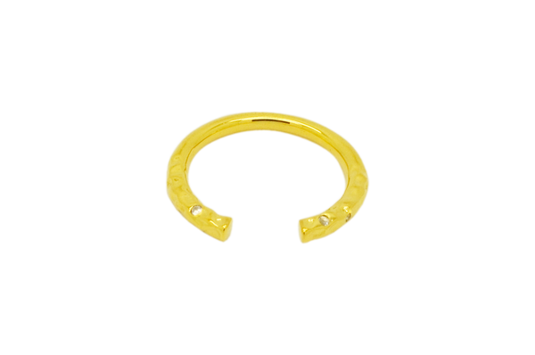 Gloria Topaz Ring