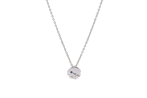 Lisa Sapphire Necklace