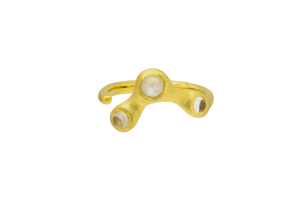 Quincy Moonstone Ring