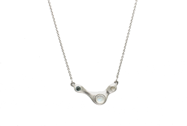 Penelope Moonstone Necklace