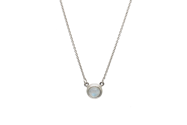 Rachel Moonstone Necklace