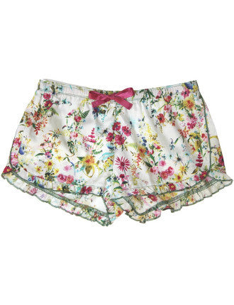 Frilled Boxers - Sophie Floral