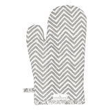 Grill glove Ziggy warm grey