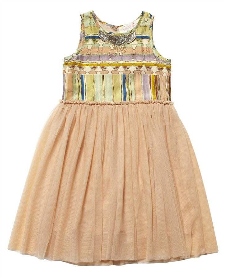 Faded Dreams Tulle Dress - SALE
