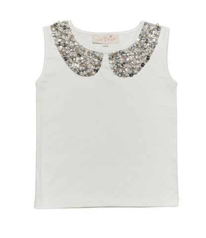 Eva Top Off White- SALE
