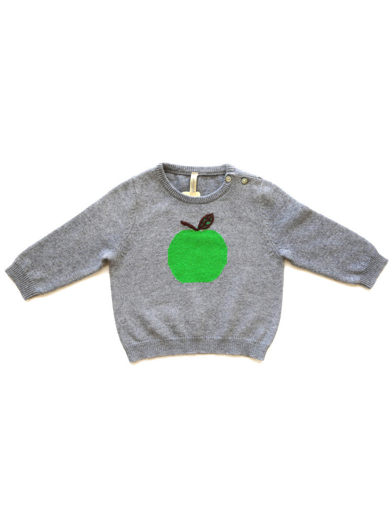 Apple Cashmere Jumper