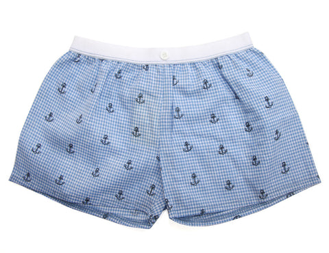 Baby Boy Boxers - Anchor